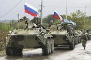 روسیه ۳۰۰ نظامی و ۲۰ خودروی زرهی به شمال سوریه اعزام کرد