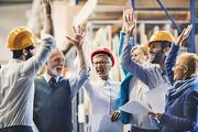 بازار کار اروپا در انحصار کدام بخشها است؟