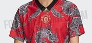 منچستریونایتد و لباس سال جدید چینی