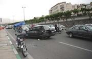 ۱۷ مصدوم و یک کشته در حوادث جادهای کرمان