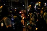 عکس روز: هالووین در هنک کنگ