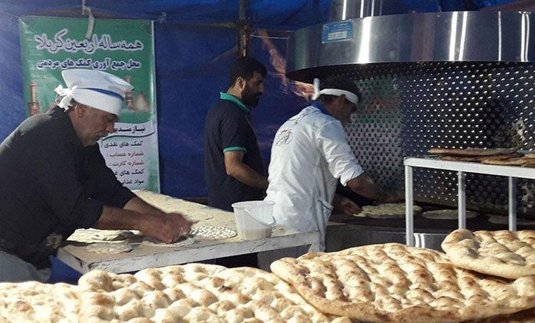 نانوایی گیلان