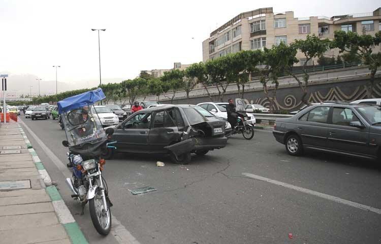 حوادث جاده ای کرمان