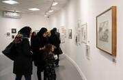 هفته تصویرگری در خانه هنرمندان