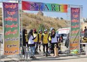 مازندران قهرمان اسکیت آلپاین قهرمانی کشور در یاسوج شد