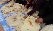 ۹۰ درصد نانها در ایران نان سفیداست  نانی بدون ارزش غذایی