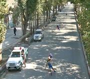 پایان رقابتهای اسکیت ماراتن قهرمانی کشور در کرمانشاه