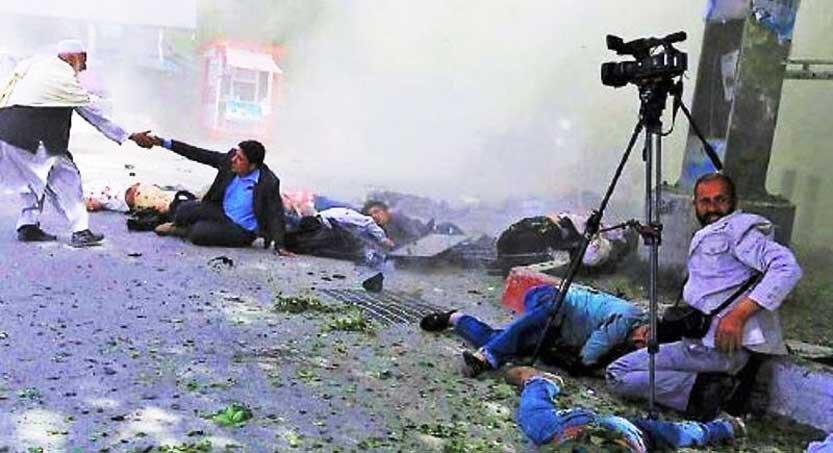 افغانستان، خطرناكترين كشور براي خبرنگاران 833