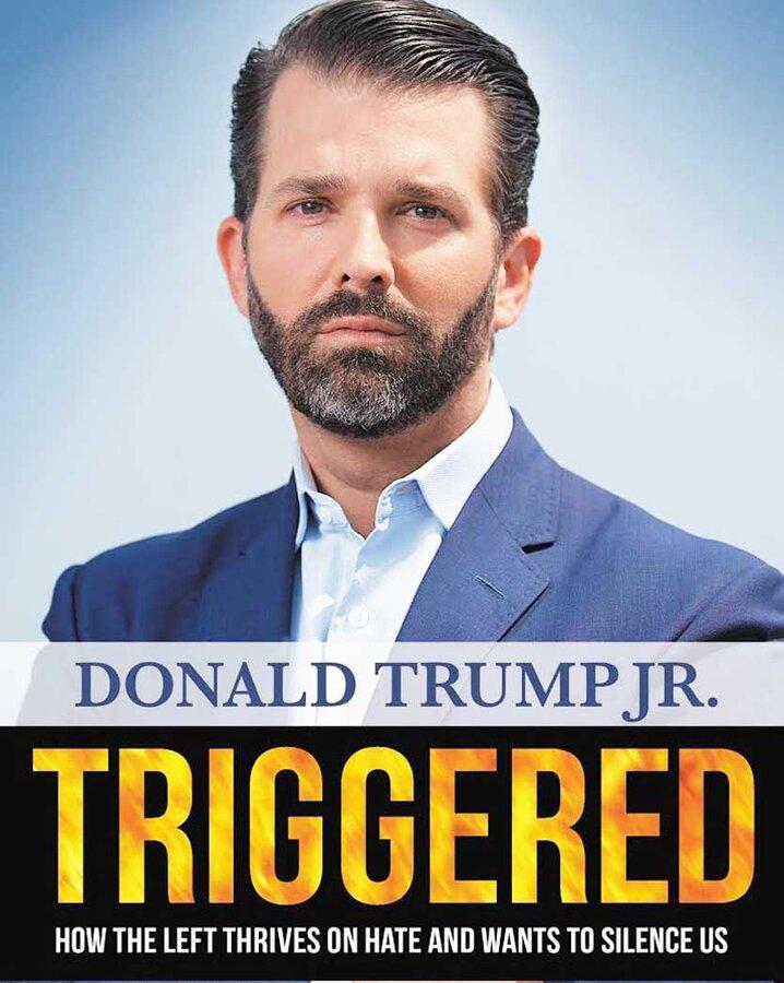كتاب پسر دونالد ترامپ 833