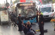 راننده اتوبوس در استانبول مسافران را زیر گرفت   ۳ ایرانی و ۲ کودک در میان زخمیها