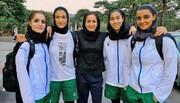 نخستین مدال جهانی برای دختران بسکتبالیست ایران