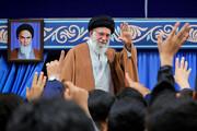 شینهوا: رهبر ایران بر ممنوعیت مذاکره با آمریکا تاکید کرد