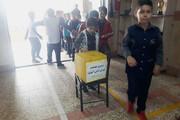 برگزاری انتخابات شورای دانشآموزی در منطقه۱۸