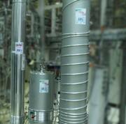 تصاویر سانتریفیوژهایی که در گام سوم ساخته، راه اندازی و گازدهی شدند