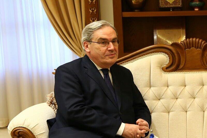 سفير فرانسه در ايران