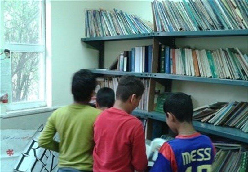 كتابخانه مدارس