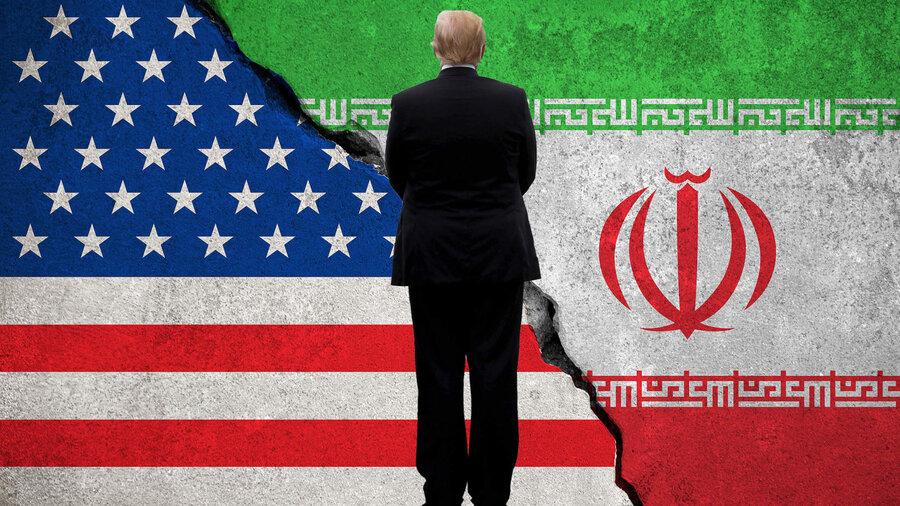 ترامپ- ايران و آمريكا
