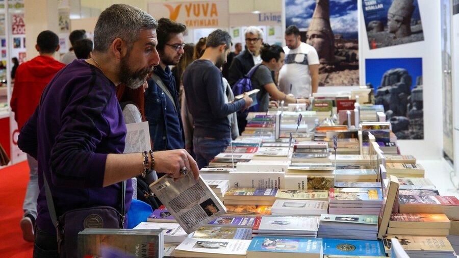 نمايشگاه كتاب استانبول
