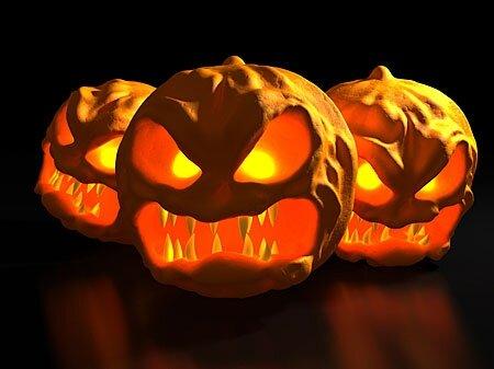 هالووین - کدو