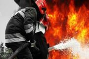 مرگ دلخراش جوان ۱۹ ساله در آتشسوزی خیابان ستارخان