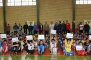 استعدادیابی فوتبال محلههای پایتخت با طرح ورزشی «جام شهدا»