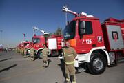 ساخت هفتمین ایستگاه آتشنشانی منطقه۱۹