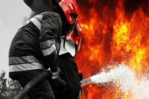 آتشسوزی - آتشنشانی