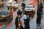 برخورد با تاکسیهای غیرفعال در روزهای بارانی ؛ به ۱۸۸۸ خبر دهید