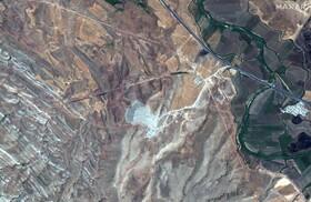 پیدا شدن دیوار اسرارآمیز باستانی در غرب ایران | چه کسی این دیوار را ساخته است؟