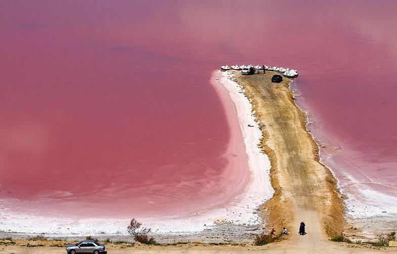 درياچه مهارلو