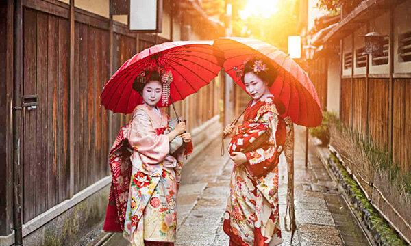 گيشا در ژاپن