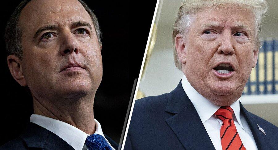 Trump vs Schiff