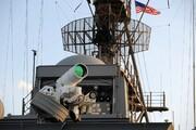 آمریکا از فناوری چینی و روسی در ساخت کشتی جنگی استفاده میکند