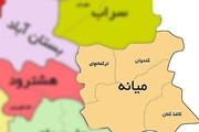 فیلم   تخریب در ورنکش ترکمنچای میانه