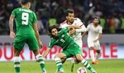 اردن میزبان بازی های عراق در مقدماتی جام جهانی