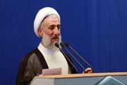 خطیب نماز جمعه تهران: مردم روز ۱۳ آبان درِ مذاکره با آمریکا بستند