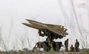 فرمانده پدافند هوایی ارتش: پهپاد متجاوز خارجی قبل از رسیدن به اماکن حساس منهدم شد