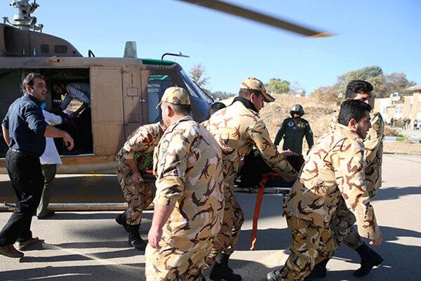 امدادرسانی ارتش