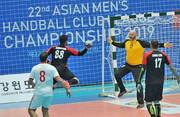 هندبال باشگاههای آسیا؛ شکست نمایندگان ایران در روزهای اول و دوم