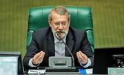 لاریجانی: دولت نشان بدهد به عهد خود با مردم پابند است