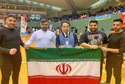 سهمیه المپیک ۲۰۲۰ برای برادران مصدق