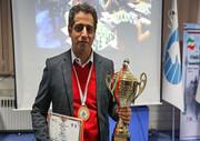 قائممقامی قهرمان شطرنج بینالمللی جام پایتخت شد