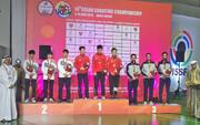تیراندازی قهرمانی آسیا؛ کسب یک نقره و دو برنز تیمی بانوان و آقایان