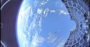 فیلم | موشک فالکون ماهوارهاش را آزاد میکند