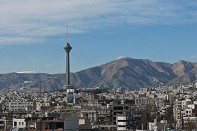 کیفیت هوای تهران کاهش مییابد