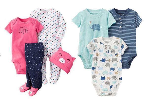 لباس نوزادي