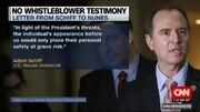 رئیس کمیته اطلاعات مجلس آمریکا: جان افشاگر «اوکراینگیت» در خطر است
