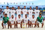 درخشش سه گیلانی در تیم ملی فوتبال ساحلی | کسب قهرمانی جام بین قارهای