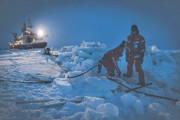 اینترنت پر سرعت در قطب شمال