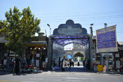 روزی روزگاری محله امامزاده حسن(ع)